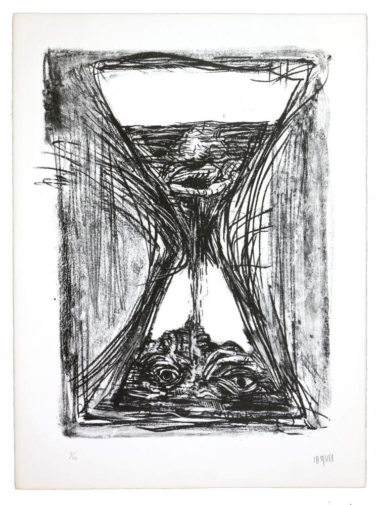 Lithographie Grinberg - Sans titre