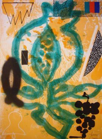 Lithographie Viladecans - Sans titre