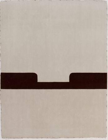 Lithographie Spescha - Sans titre