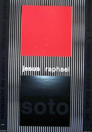 Affiche Soto - Sans titre