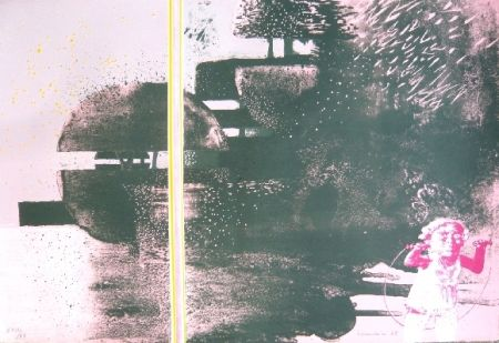 Lithographie Cremonini - Sans titre