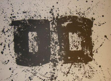 Lithographie Francis - Sans titre