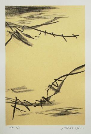 Lithographie Baltazar - Sans titre