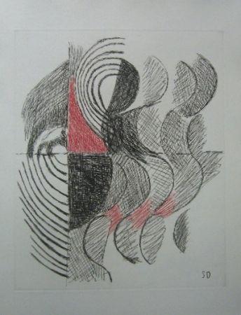 Gravure Delaunay - Sans titre