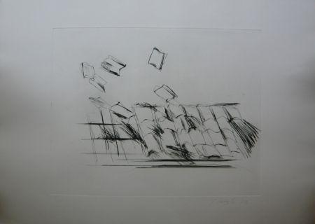 Gravure Lataster - Sans titre