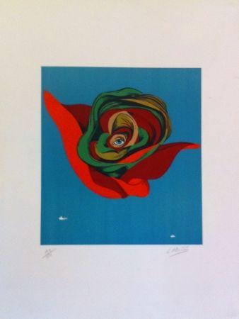 Lithographie Labisse - Sans titre