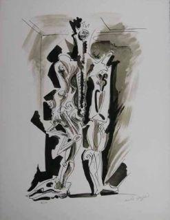 Lithographie Masson - Sans titre