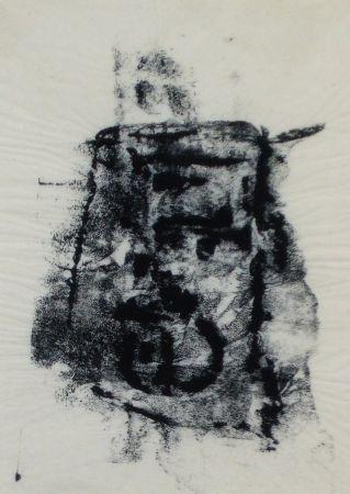 Monotype Ubac - Sans titre