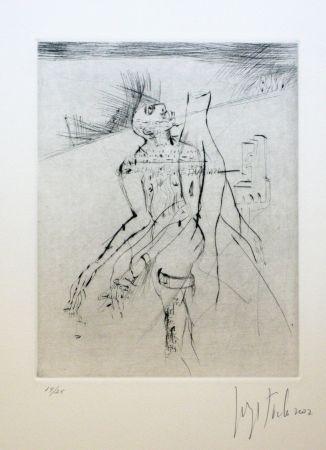 Gravure Tacla - Sans titre