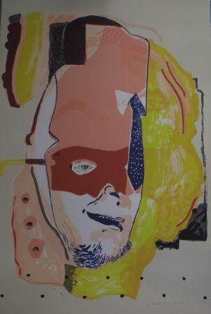 Lithographie Alberola - Sans titre