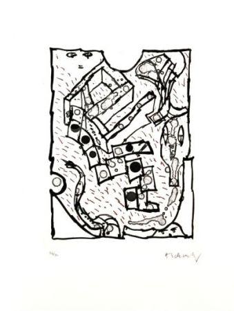 Eau-Forte Et Aquatinte Alechinsky -