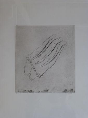 Gravure Fautrier - Sans titre