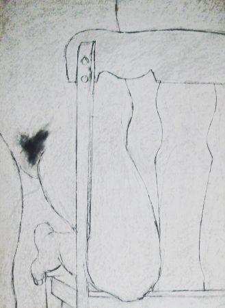 Lithographie Segal - Sans titre