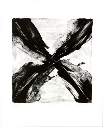 Lithographie Tøjner - Sans titre