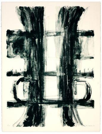 Lithographie Siversten - Sans titre