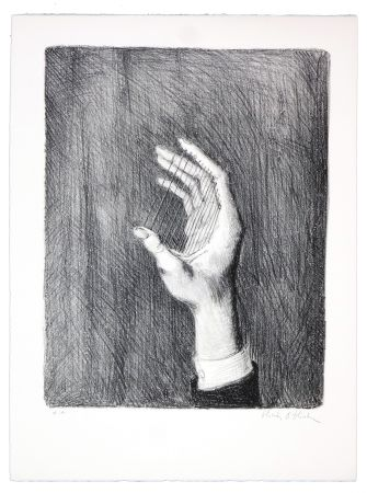 Lithographie Olivier O - Sans titre