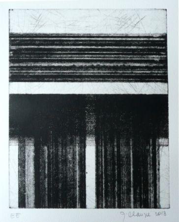 Gravure Clauzel - Sans titre - Avril 2013 (1)
