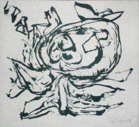Lithographie Silva - Sans titre 18