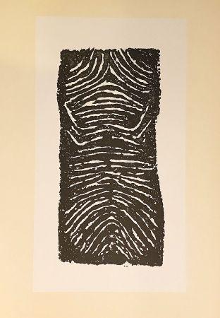 Lithographie Ubac - Sans titre (1971)