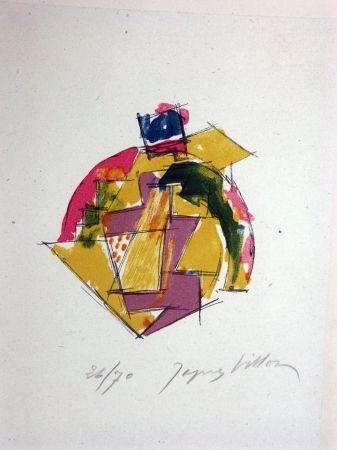 Lithographie Villon - Sans titre 2