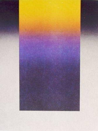 Lithographie Bell - Sans titre 2
