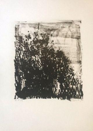 Lithographie Vieira Da Silva - Sans titre 4