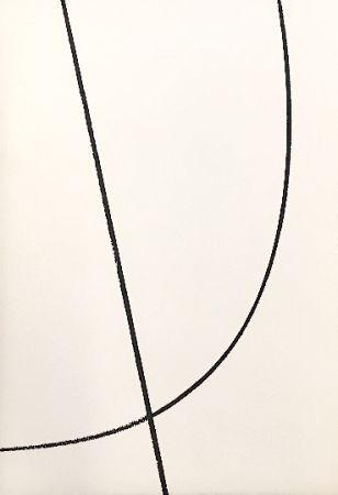 Lithographie Hartung - Sans titre 4