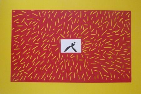 Linogravure Kuroda - Sans Titre 9300