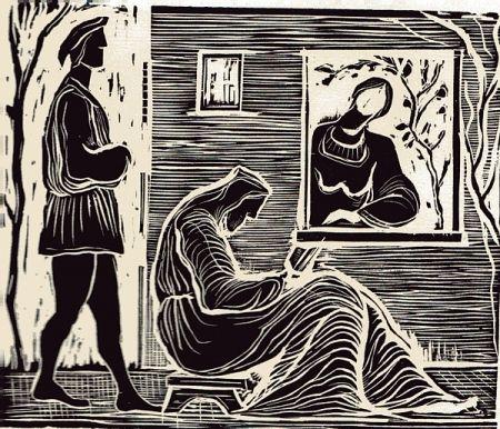 Livre Illustré Stoppa - Sant'Abraam Romito e la Nipote Maria