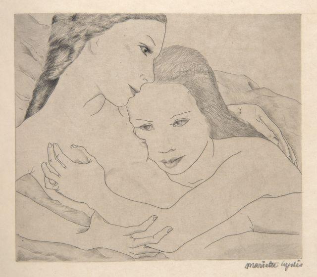 Livre Illustré Lydis - SAPPHO (ΣΑΠΦΩ). Poèmes. 16 gravures originales signées (1933).