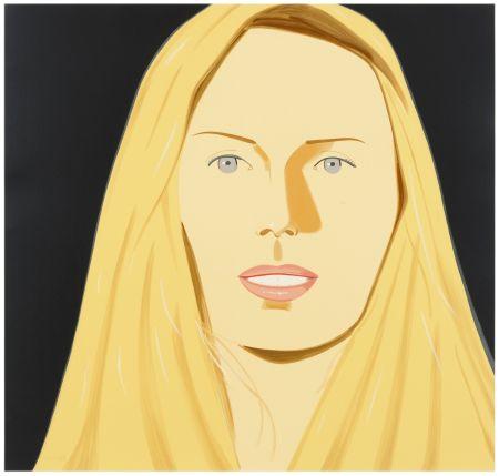 Lithographie Katz - Sarah (Mearns)