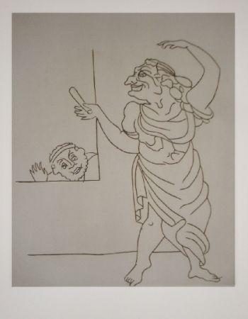 Gravure Derain - Satyricon 18