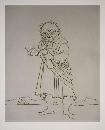 Gravure Derain - Satyricon 24