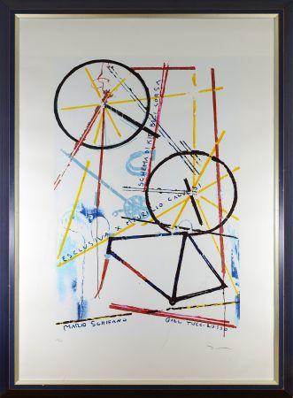 Sérigraphie Schifano - Schema di kit bici da corsa
