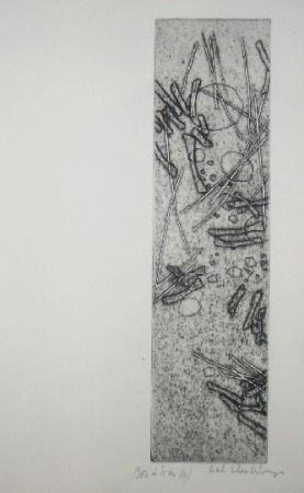 Gravure Celan Lestrange - Schwarzmaut - 11