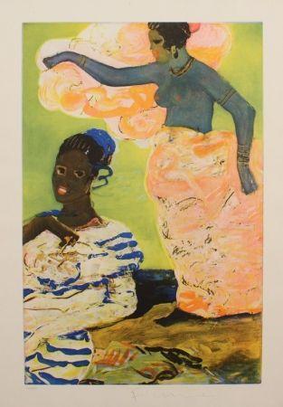 Eau-Forte Fiume - SCOGLIERA DI SOMALIA