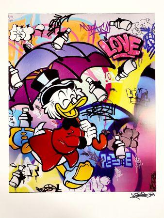 Affiche Fat - Scrooge Print