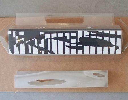 Multiple Hadid - Sculpture transparente