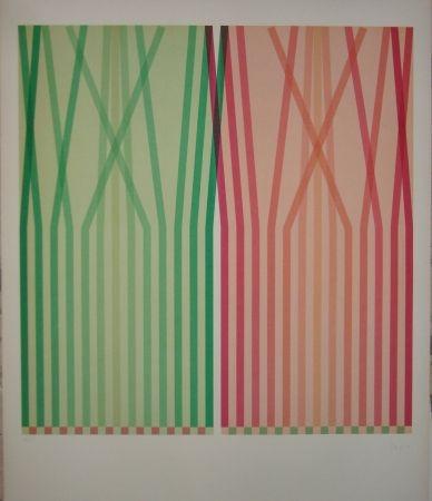 Lithographie Sempere - Se2