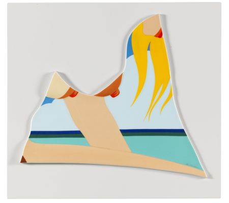 Multiple Wesselmann - Seascape