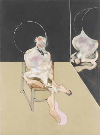 Eau-Forte Et Aquatinte Bacon - Seated Figure
