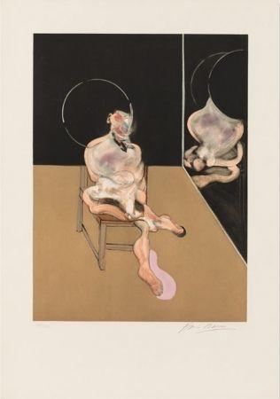 Aquatinte Bacon - Seated Figure 1983
