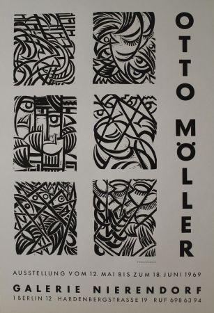 Gravure Sur Bois Möller - Sechs Original-Holzschnitten zu Dostojewskij: