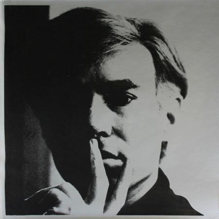 Sérigraphie Warhol - Self-Portrait (FS II.16)
