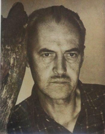 Photographie Cramer - Self Postrait 1948