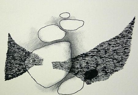 Lithographie Veronesi - Senza titolo