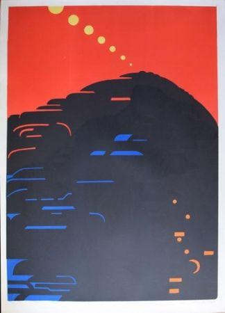 Lithographie Maselli - Senza titolo