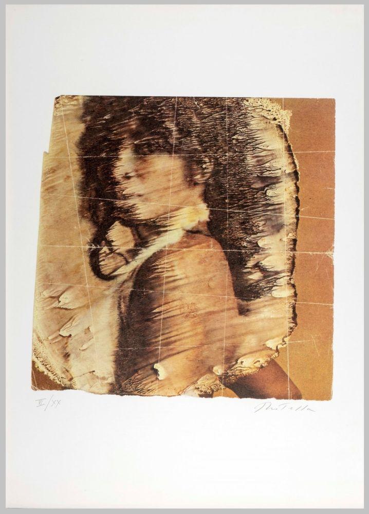 Lithographie Rotella - Senza titolo