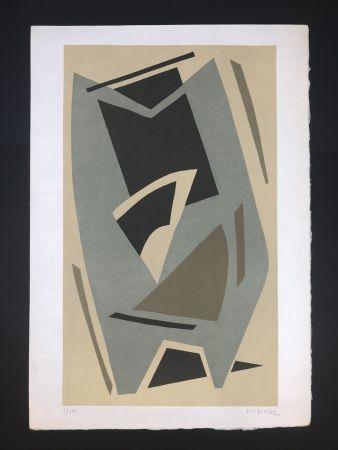 Lithographie Magnelli - Senza titolo