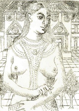 Gravure Delvaux - Senza titolo